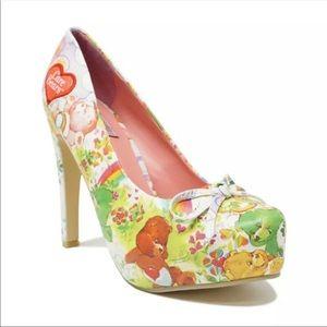 Care Bears High Heels Platforms